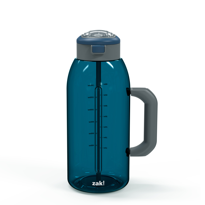 Genesis 64 ounce Water Bottles, Indigo slideshow image 1