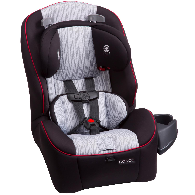Cosco-Easy-Elite-3-in-1-Convertible-Car-Seat-Disco-Ball-Berry thumbnail 58