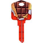 Kool Keys Chocolate Bar Key Blank