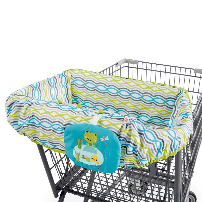 2-in-1 Deluxe Cozy Cart Cover™ - Tidal Sounds
