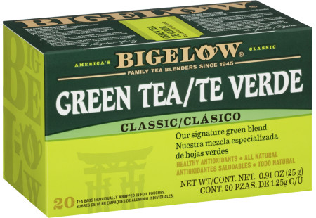 Te Verde - Case of 6 boxes- total of 120 teabags