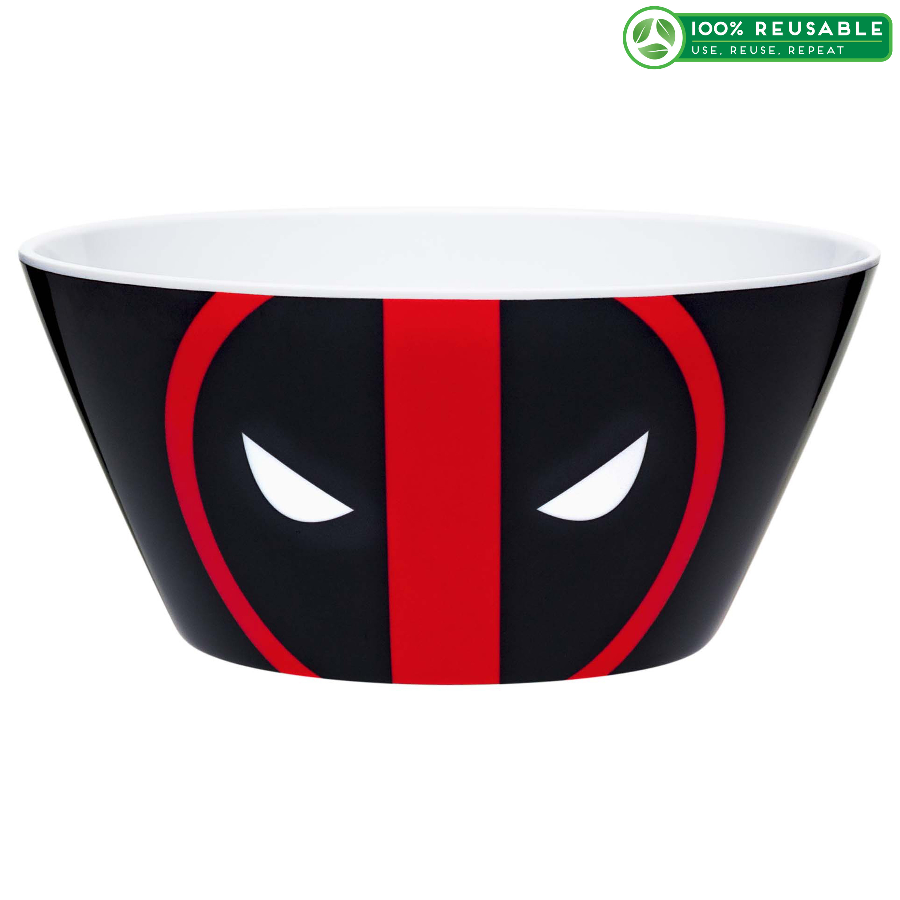 Marvel Comics 27 ounce Kid's Soup Bowl, Deadpool slideshow image 1