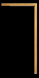 Fillets and Liners Fillet Gold 3/16