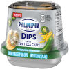 Philadelphia Dips Jalapeno Cheddar Cream Cheese Dip with Pita Chips, 2.8 oz Single Serve Snack