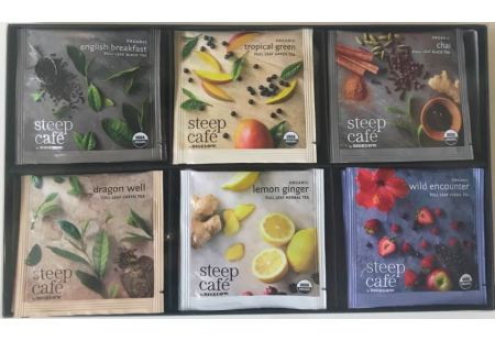 steep café Gift Sampler