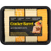 Cracker Barrel Cracker Cuts Party Tray 16 oz Tray