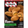 TGI Friday's Poppers Cheddar Cheese Stuffed Jalapenos 8 oz Box