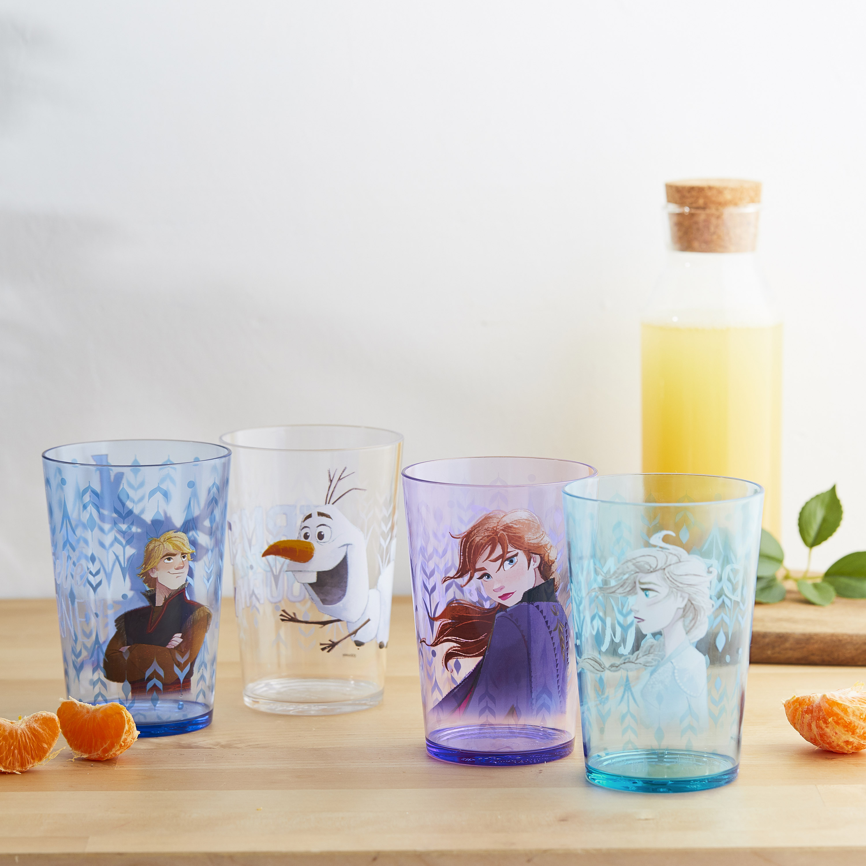 Disney Frozen 2 Movie Tumbler, Anna, Elsa and Friends, 4-piece set slideshow image 10