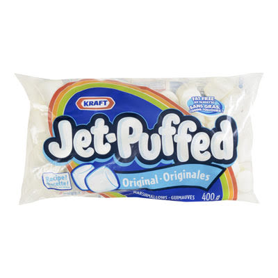 Guimauves Jet-Puffed
