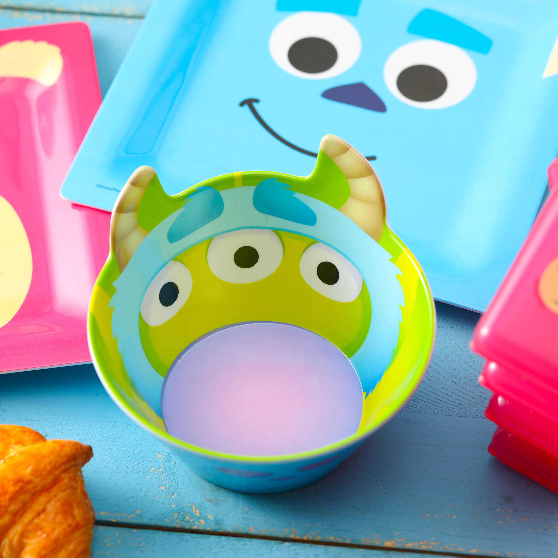 Disney and Pixar Plate and Bowl Set, Sully, 2-piece set slideshow image 2