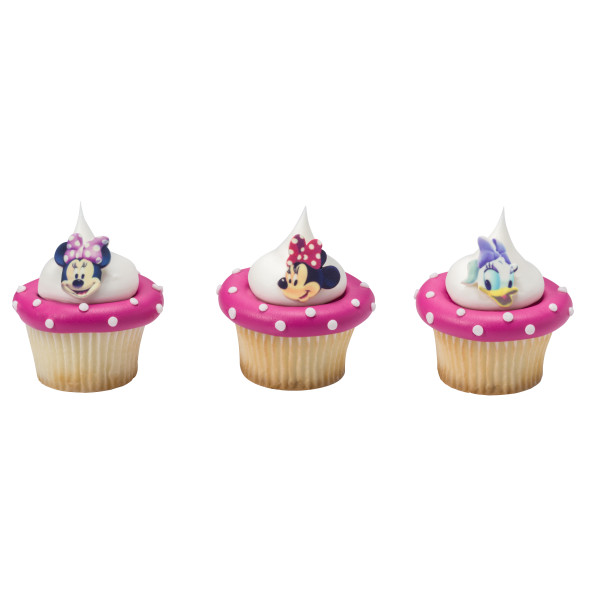 Minnie Characters SugarSoft® Printed Edible Decorations