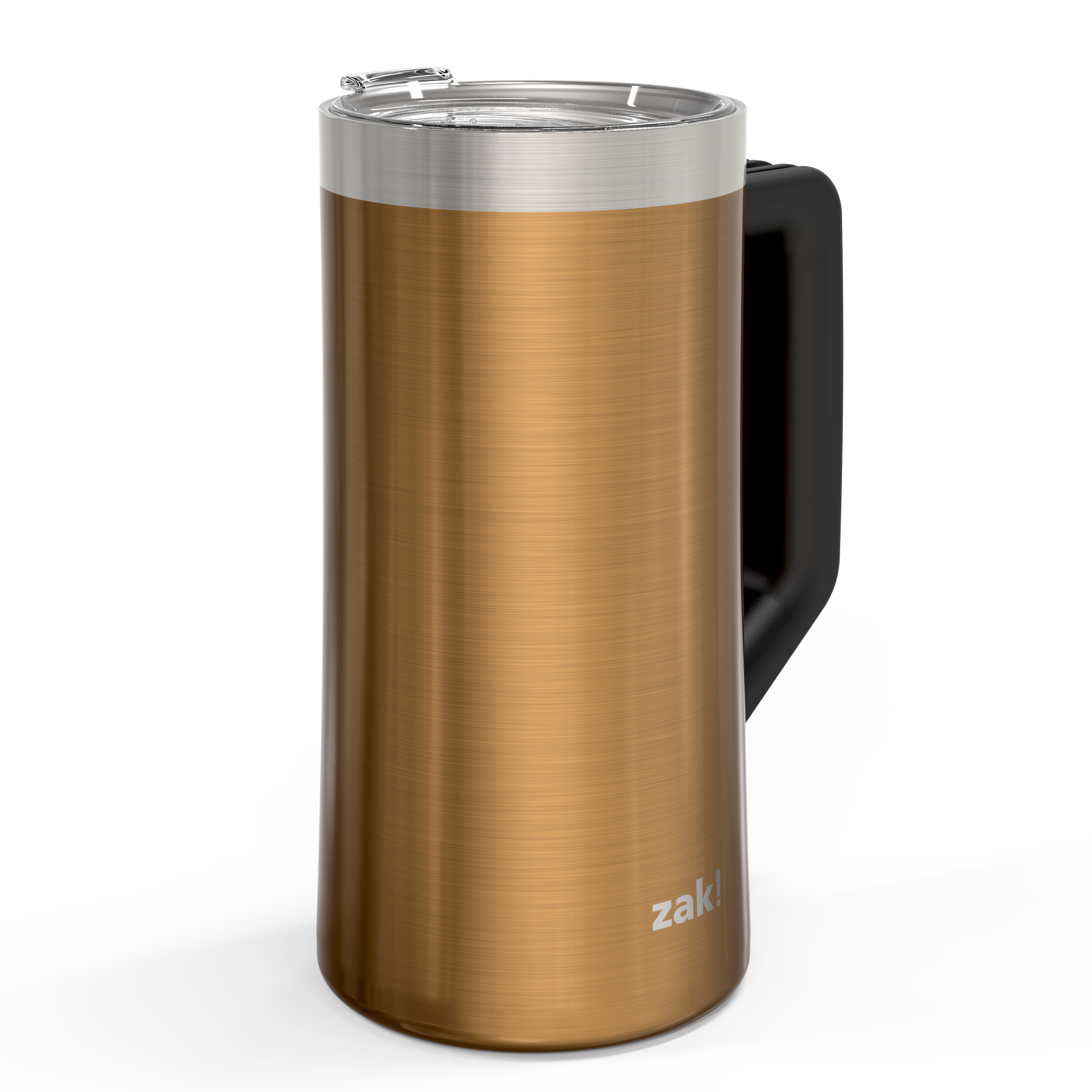 Creston 25 ounce Vacuum Insulated Stainless Steel Tumbler, Copper slideshow image 3