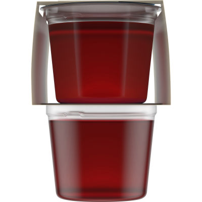 Jell-O Ready To Eat Cherry Sugar Free Gelatin, 12.5 oz Sleeve (4 Cups)