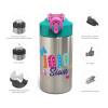 JoJo Siwa 15.5 ounce Water Bottle, Jojo Siwa & Friends slideshow image 6