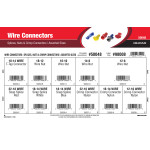 Wire Connectors Assortment (Splices, Nuts, & Crimp Connectors)