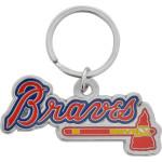 MLB Atlanta Braves Key Chain