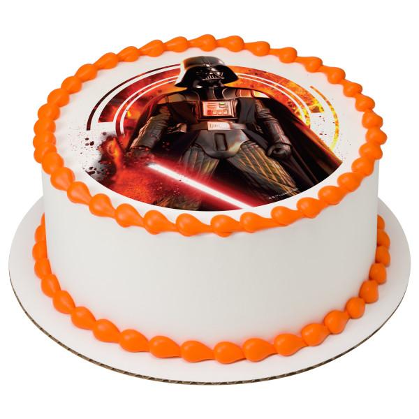 Star Wars™ Darth Vader™ PhotoCake® Edible Image®