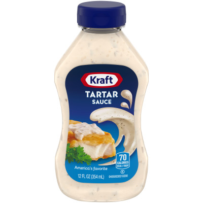 Kraft Tartar Sauce 12 fl oz Battle