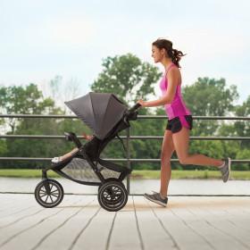 Folio3 Jog & Stroll Travel System with LiteMax Infant Car Seat