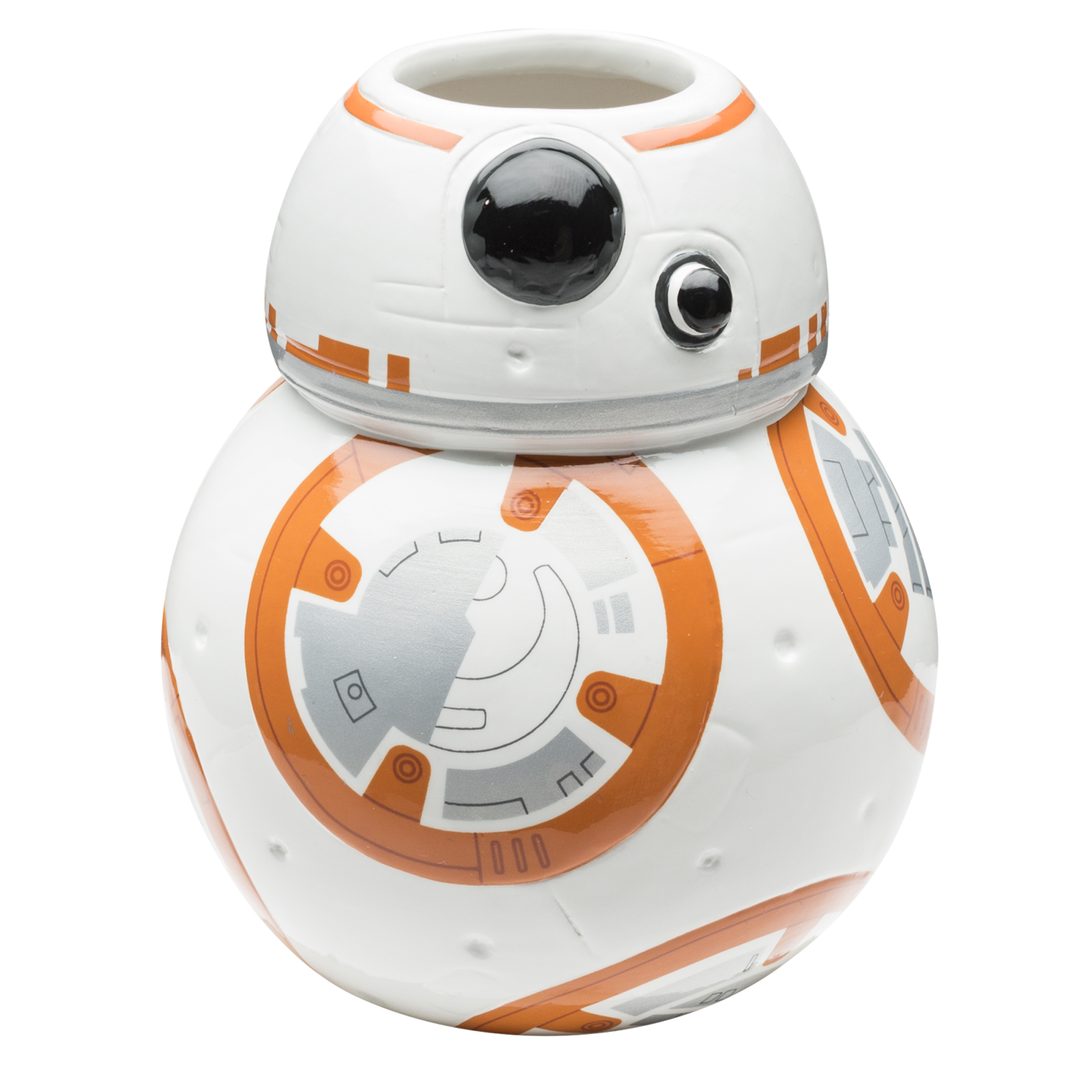 Star Wars Ceramic Coffee Mug, BB-8 slideshow image 4