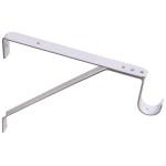 Shelf/Rod Bracket - Slide Adjustable