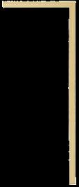 Cranbrook Fillet Natural Maple 1/4