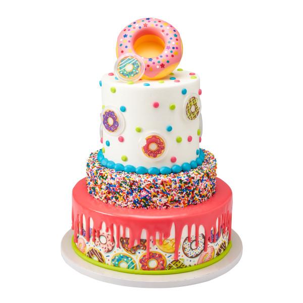 Donuts PhotoCake® Edible Image® Strips
