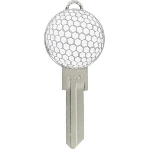Golf Ball 3D Key - KW1