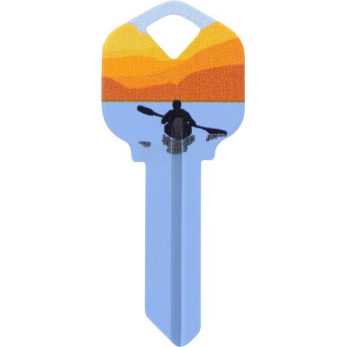WacKey Kayak Key Blank Kwikset/66 KW1