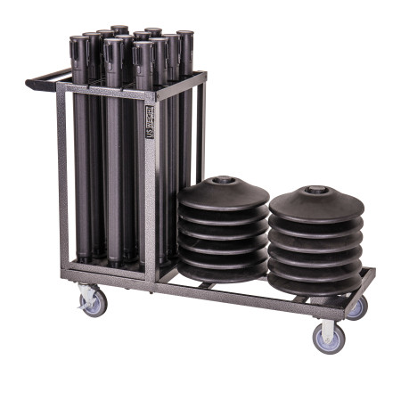 Statesman Cart Bundle - Sentry QS 1