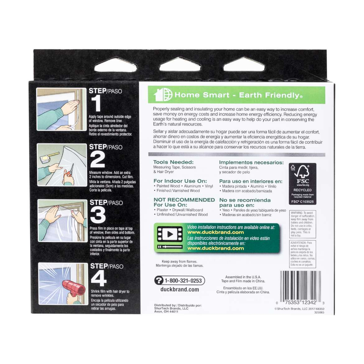 Max Strength Window Insulation Kit