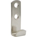 "16-Gauge Nickel Mirror Clip (1-1/2"" x 1/2"")"