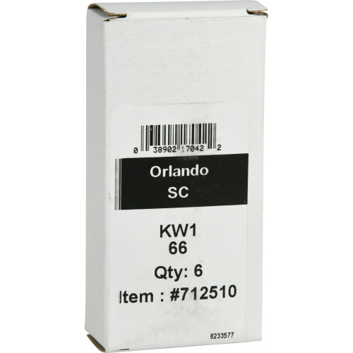 Orlando City SC Key Blank (KW1)