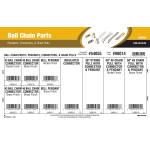 Ball Chain Parts Assortment (Pendants, Connectors & Chain Pulls)