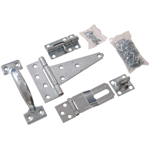 Hardware Essentials Barn Hardware Kit