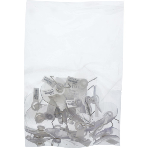 Hillman Large Suction Cup Hooks 30 Pack - Refill