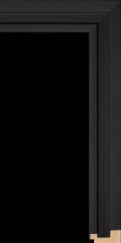Shutter Black 1 9/16