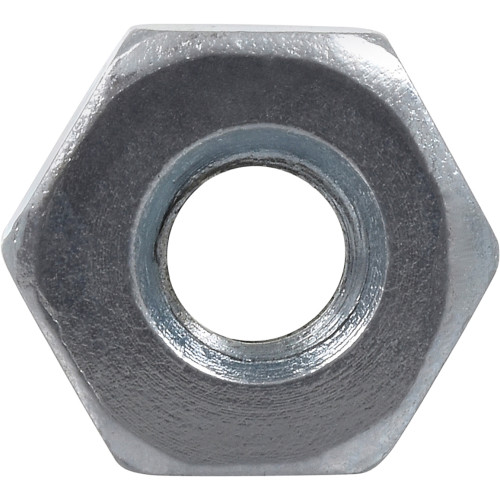 Zinc Hex Machine Screw Nut (#6-32 XL-Pak)