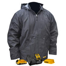 DEWALT® Men's Heated Heavy Duty Work Coat