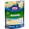 Kraft Fat Free Shredded Mozzarella Natural Cheese 7 oz Pouch
