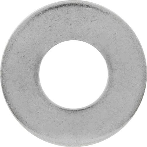 Marine-Grade #316 Stainless Flat Washer (#8)