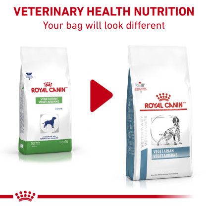 Royal Canin Veterinary Diet Canine Vegetarian Dry Dog Food
