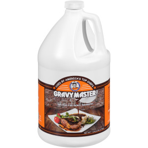 GRAVYMASTER Caramelizing & Browning Seasoning Sauce, 1 gal. Bag (Pack of 4) image