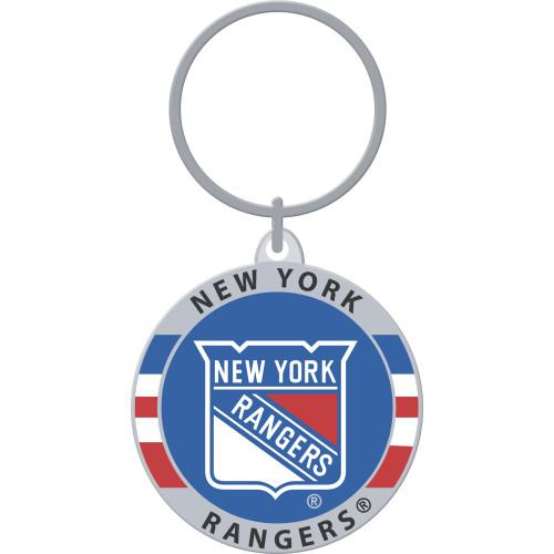NHL New York Rangers Key Chain