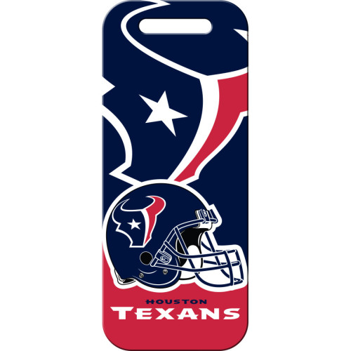 Houston Texans Large Luggage Quick-Tag 5 Pack