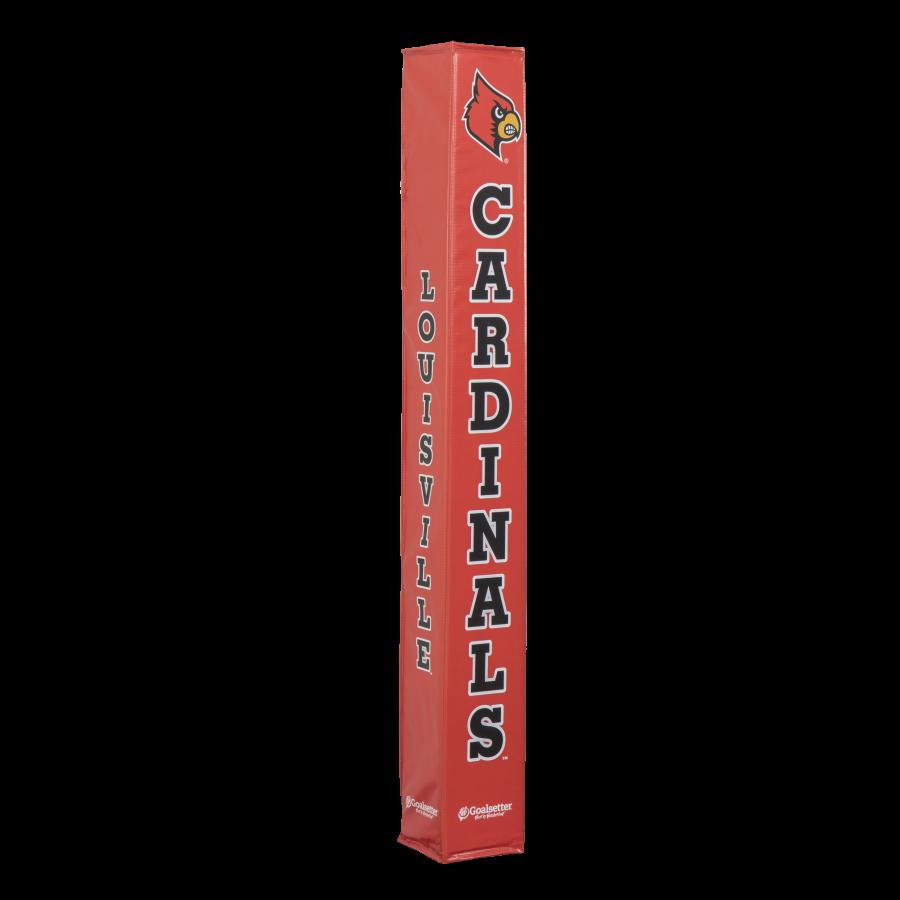 Louisville Cardinals Collegiate Pole Pad
