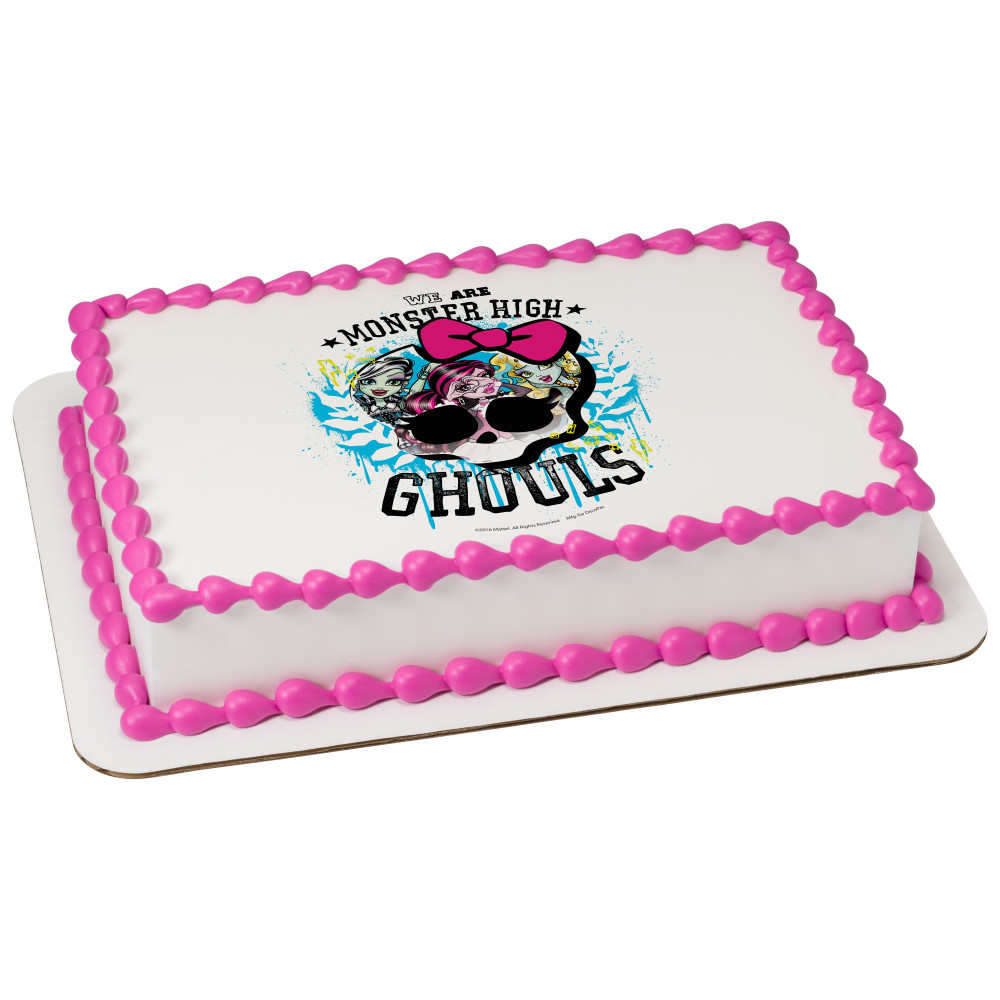 Monster High™ Ghouls Rock!