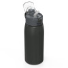Genesis 24 ounce Vacuum Insulated Stainless Steel Tumbler, Charcoal slideshow image 4