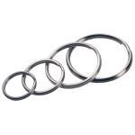 Assorted Split Key Rings Package