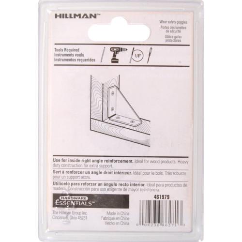 Hardware Essentials Heavy Duty Corner Brace 2